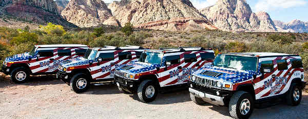 big horn wild west hummer tours from las vegas